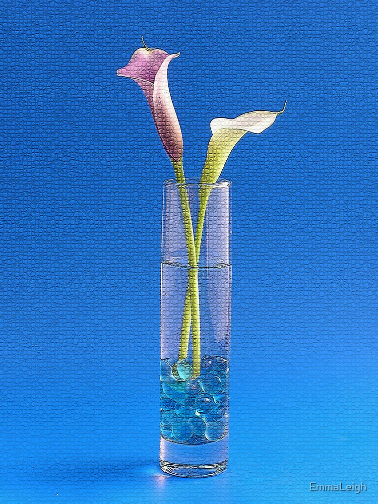 Mosaic Lillies by EmmaLeigh