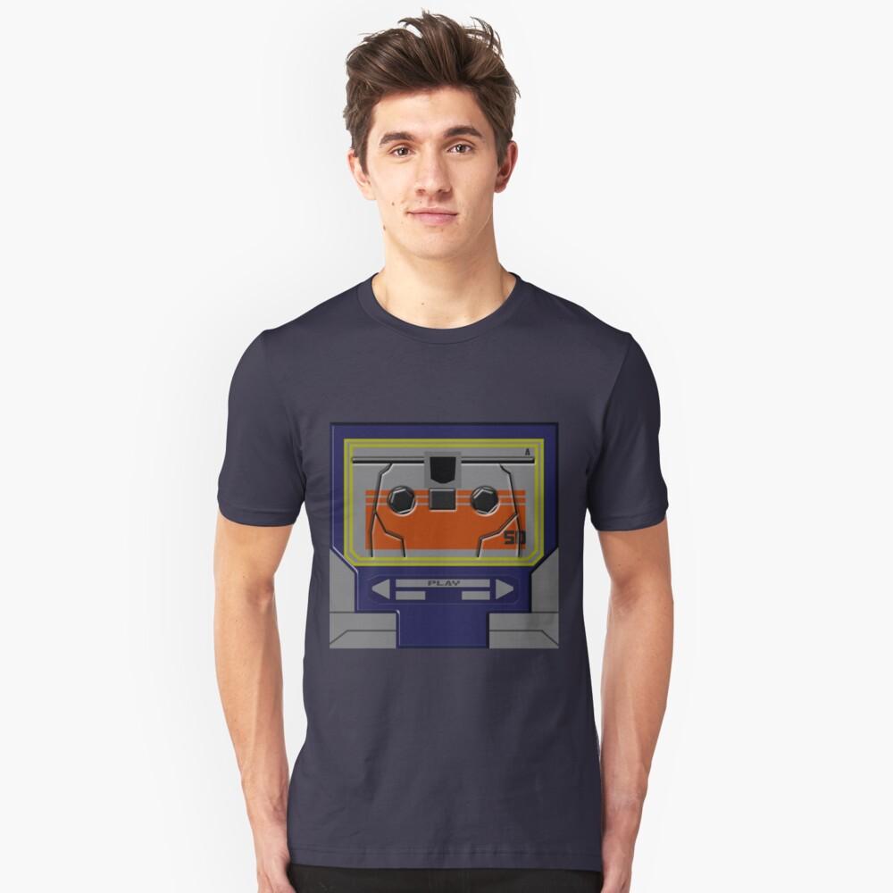 Soundwave Unisex T-Shirt Front