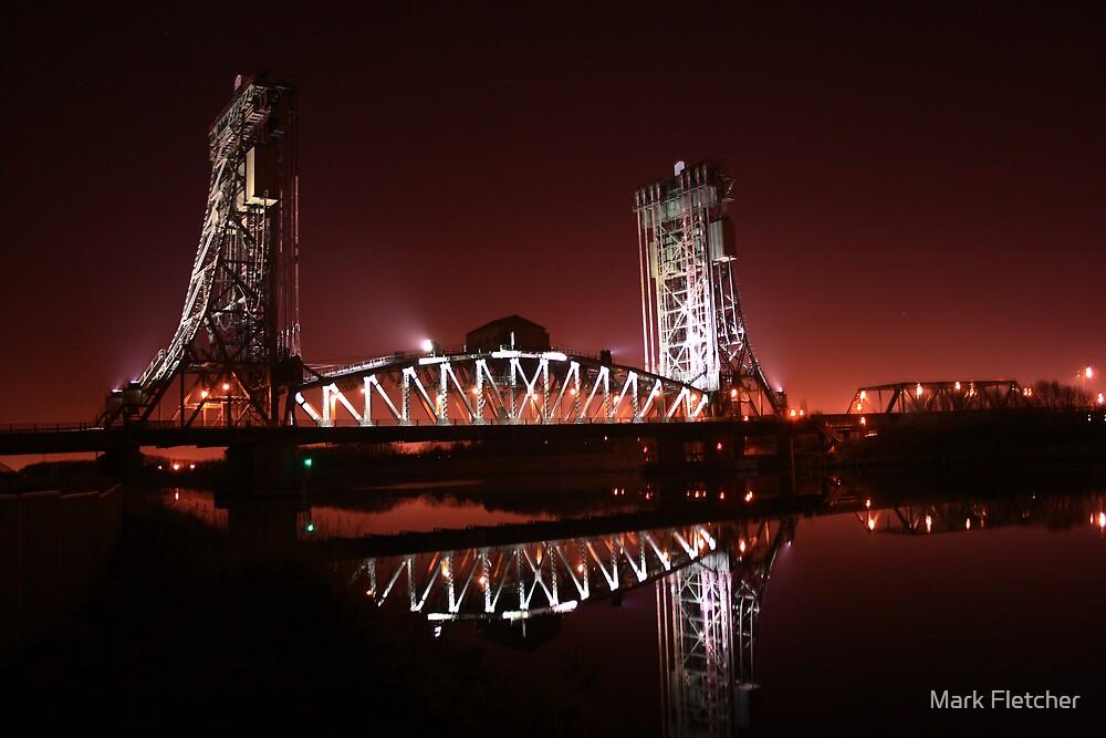Newport Bridge by Mark Fletcher