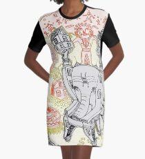 praise 4 Graphic T-Shirt Dress