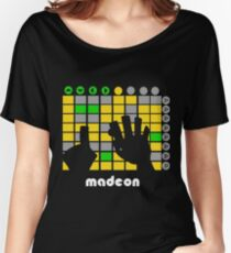 MADEON DUBSTEP PAD Women's Relaxed Fit T-Shirt
