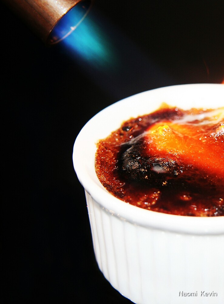 Creme Brulee by Naomi  Kevin