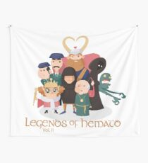 Legends of Hemato Vol.II Tela decorativa