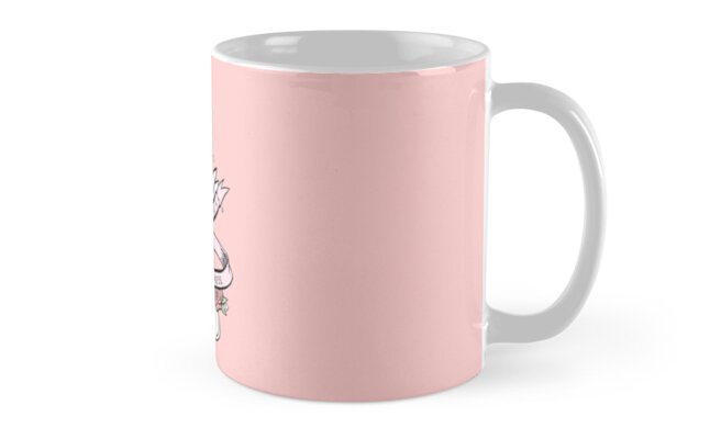 Not a Tragic Princess Classic Mugs