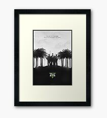 The Five Framed Print
