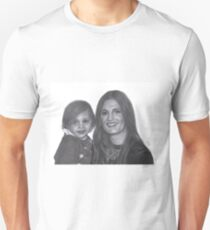 Stana Katic and her niece Sophia Unisex T-Shirt