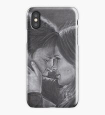 Castle and Beckett - Last battle iPhone Case/Skin