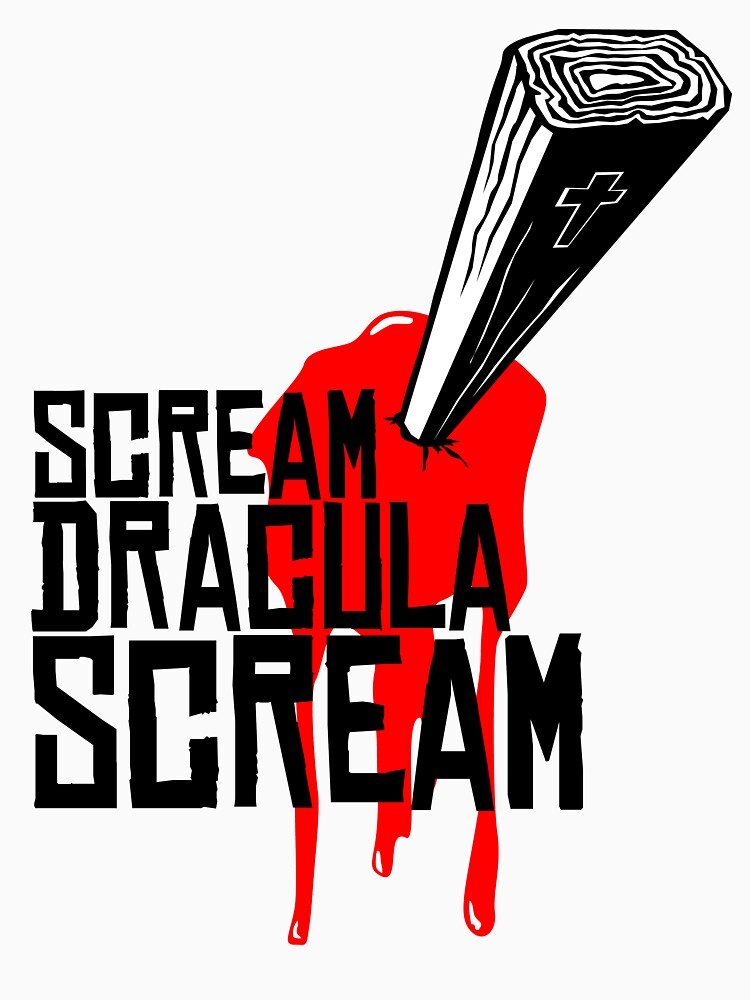 SCREAM DRACULA SCREAM by coloramix