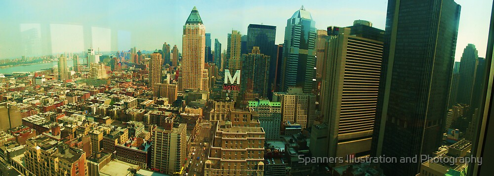 New York, New York by spanners79