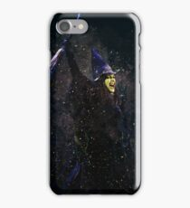 Elphaba - Defying Gravity iPhone Case/Skin