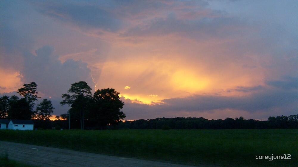 Sunset by coreyjune12