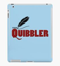 The Quibbler iPad Case/Skin