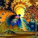 Autumn Fantasy by Brian Exton