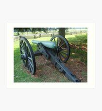cannon's ho Art Print