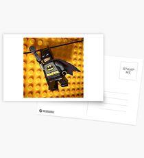 Fledermausgreifer-Linie Postkarten