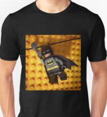 Bat grapple line Unisex T-Shirt