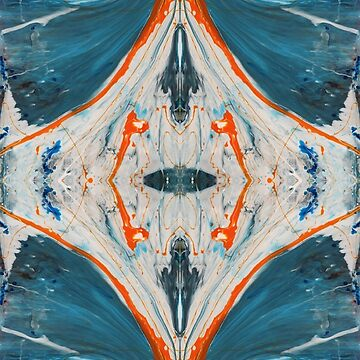 Queen of Diamonds by ArtbyAaronDodd