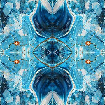 Iris by ArtbyAaronDodd