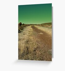 Road to Damascus Greeting Card