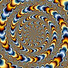 Optical Illusion by Brian Exton
