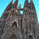 La Sagrada Família by samc352