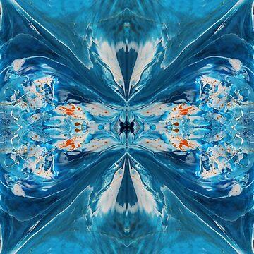 Hourglass by ArtbyAaronDodd