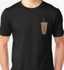 Coffee Talk with Zane and Heath Unisex T-Shirt