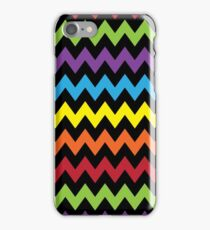 Chevron Rainbow iPhone Case/Skin