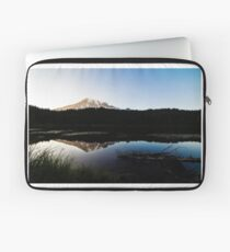 Reflections Lake - Mt Rainier National Park Laptop Sleeve
