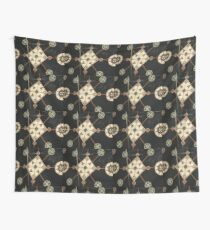Native American Pattern Wall Tapestry