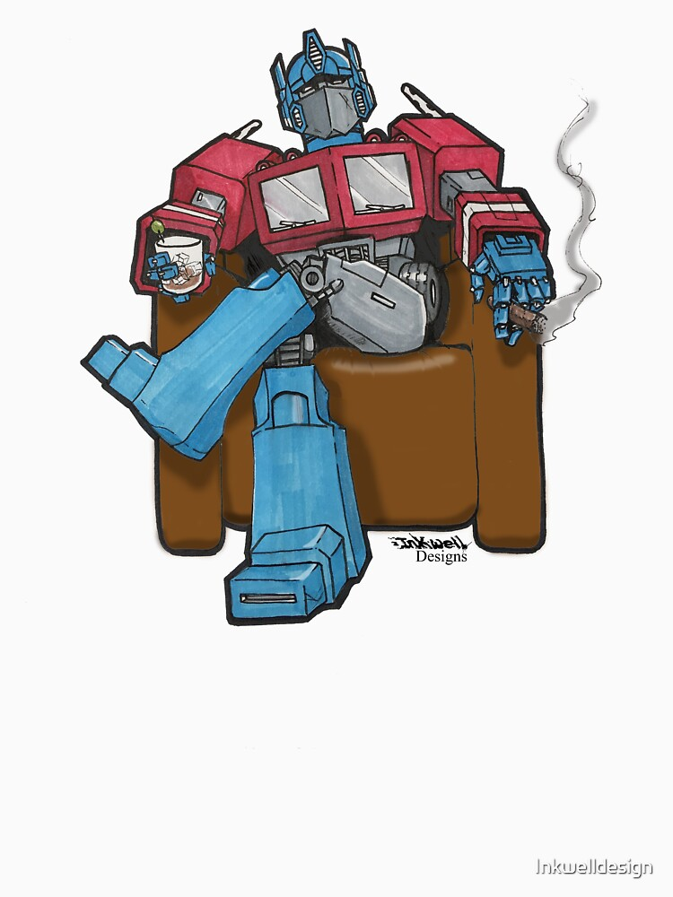 Prime and Scotch  by Inkwelldesign