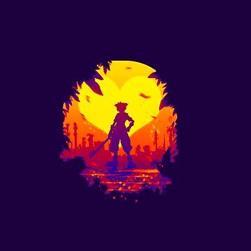 Kingdom Hearts by sephcornel