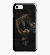 Vergänglichkeit iPhone Case/Skin