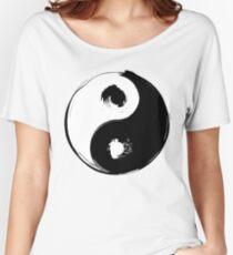 Yin Yang Women's Relaxed Fit T-Shirt