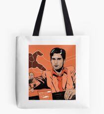the money man portrait  Tote Bag