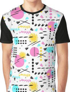 Hello, 80's! Graphic T-Shirt