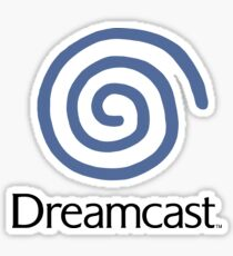 SEGA DREAMCAST LOGO Sticker
