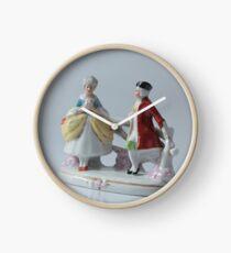 romantic encounter lovers Clock