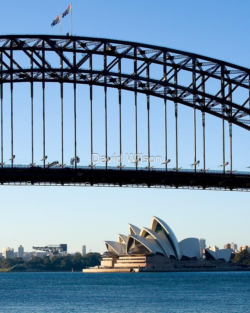Opera under the Bridge by David Wilson