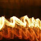 Light wave by DES PALMER