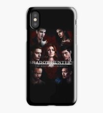 Shadowhunters - Poster #1 iPhone Case