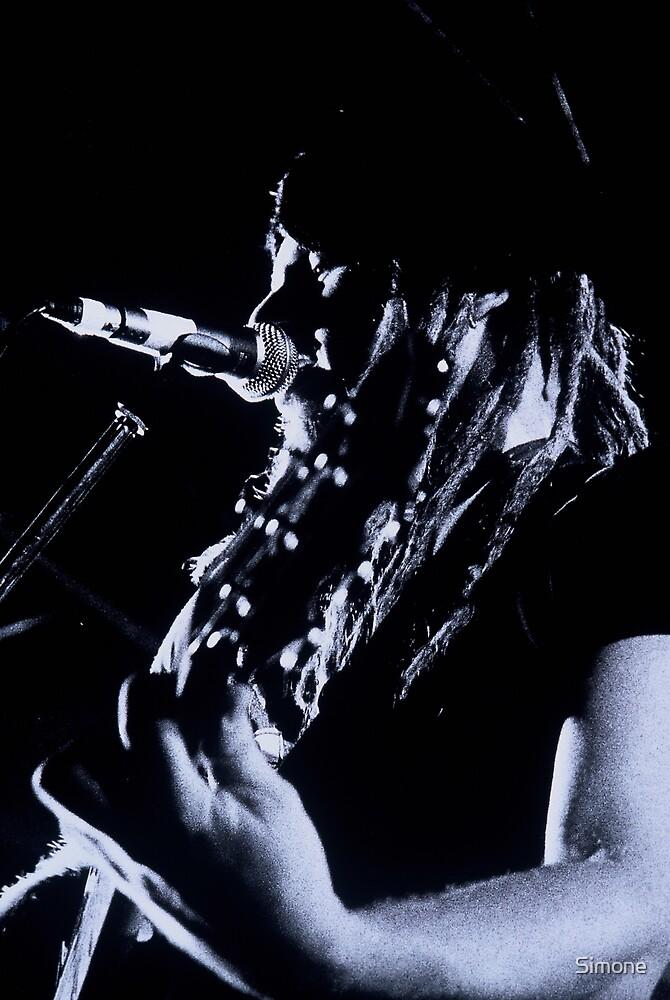 Musician by Simone