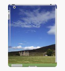 Gairnshiel Lodge, Aberdeenshire, Scotland iPad Case/Skin