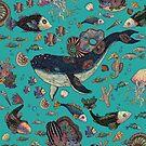 Deep into the ocean by FernandaMaya