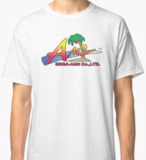 SEGA AM2 LOGO YU SUZUKI Classic T-Shirt