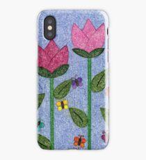 Tulip Garden iPhone Case/Skin