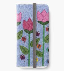 Tulip Garden iPhone Wallet/Case/Skin