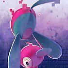 Hacking by bluekomadori