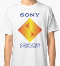 PLAYSTATION 1 LOGO PSX STARTUP Classic T-Shirt