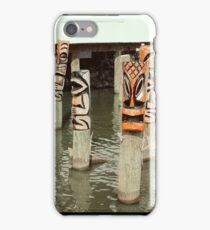 It's All Good In the Wood iPhone Case/Skin